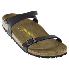 Birkenstock Daloa Black Sandals
