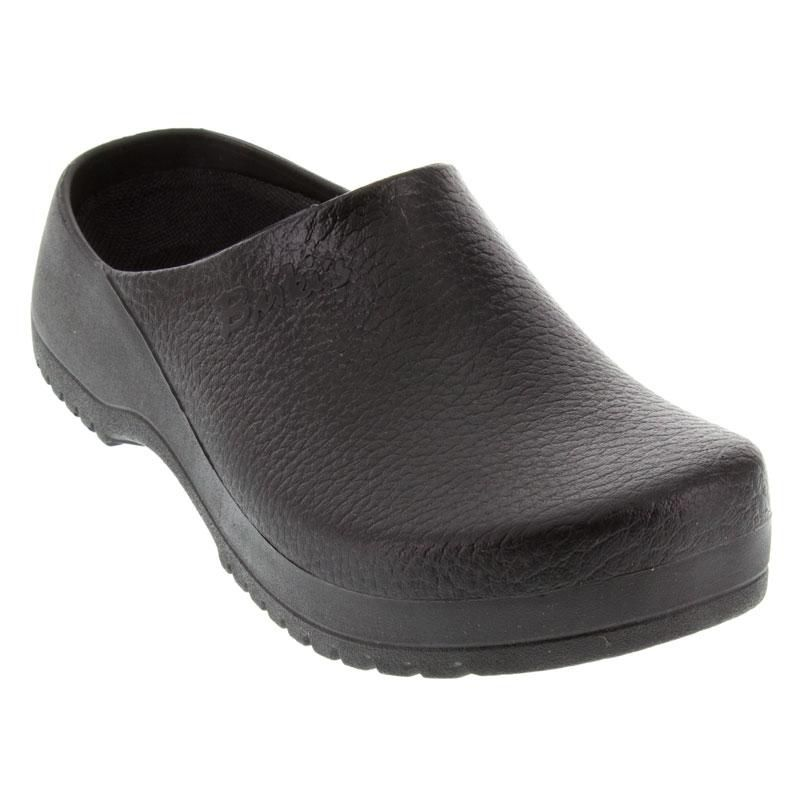 Birkenstock Super Birki Black Clogs
