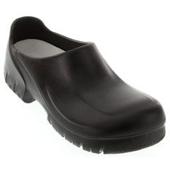 Birkenstock A640 Black Clogs