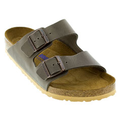 Birkenstock Arizona Antique Anthracite Sandals
