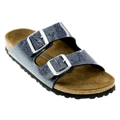 Birkenstock Arizona Cosmic Sparkle Anthracite Sandals
