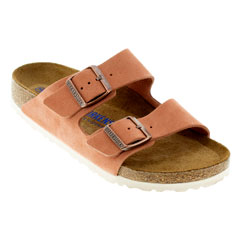 Birkenstock Arizona Earth Red Sandals
