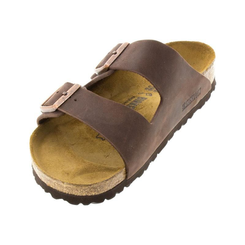 Birkenstock Arizona Habana Oiled Leather