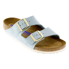 Birkenstock Arizona Light Blue Sandals