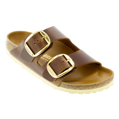 Birkenstock Arizona Big Buckle Cognac Sandals