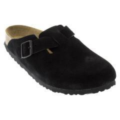 171b8f003a4cbc Birkenstock Boston Black Clogs