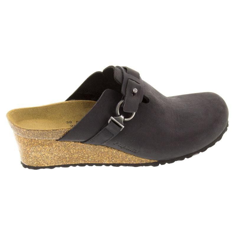 Birkenstock Dana Black Oiled Leather