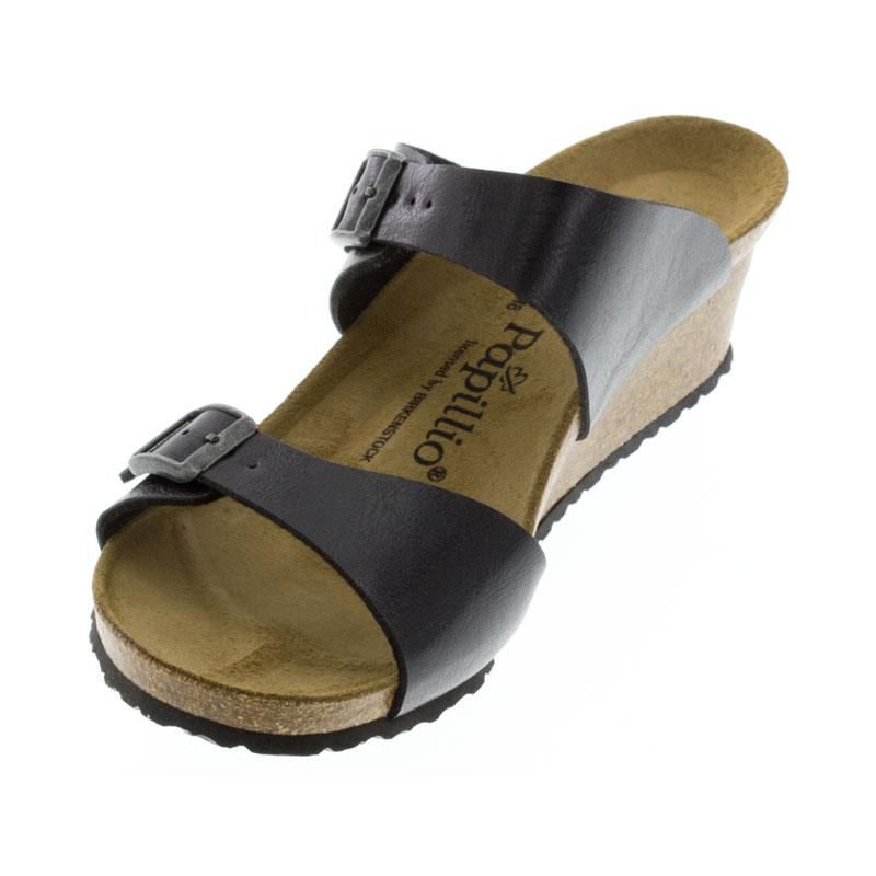 Birkenstock Dorothy Licorice Synthetic