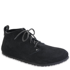 DUNDEE SUEDE BLACK