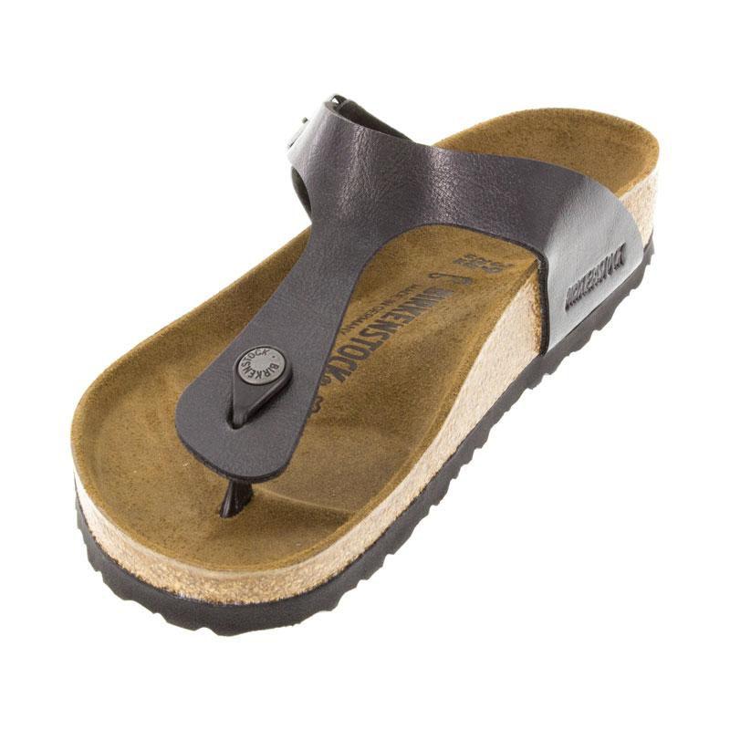 Details about Birkenstock Men's S Gizeh Thong Sandals BROWN Size 11 44 EU