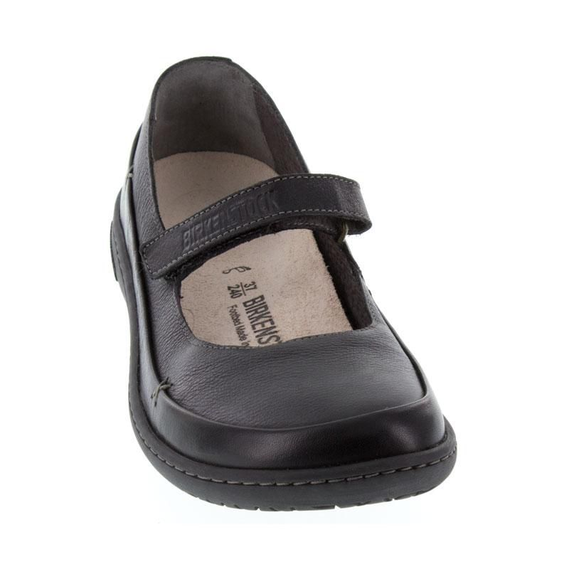 Birkenstock Iona Black Leather