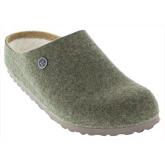 Birkenstock Kaprun Happy Lamb Khaki Clogs