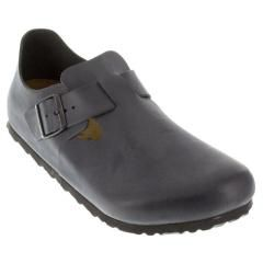 Birkenstock London Black Shoes