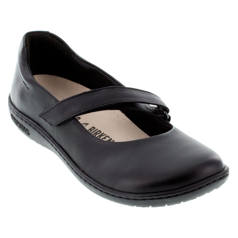 Birkenstock Lora Black Shoes