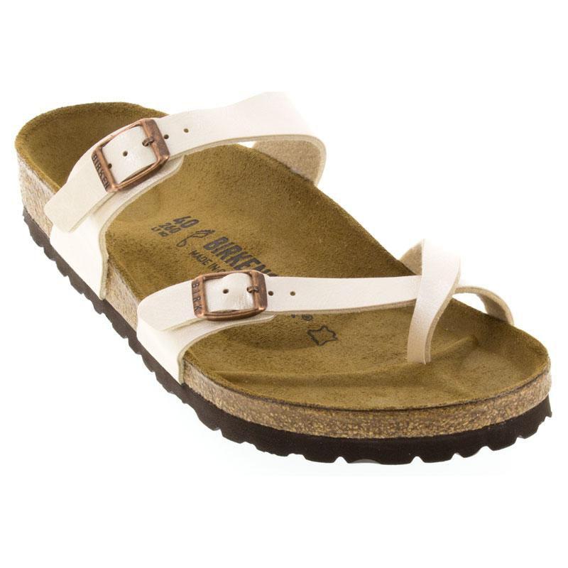5e6575bfb64 Birkenstock Mayari Toffee Sandals Birkenstock Mayari Antique Lace Sandals  ...
