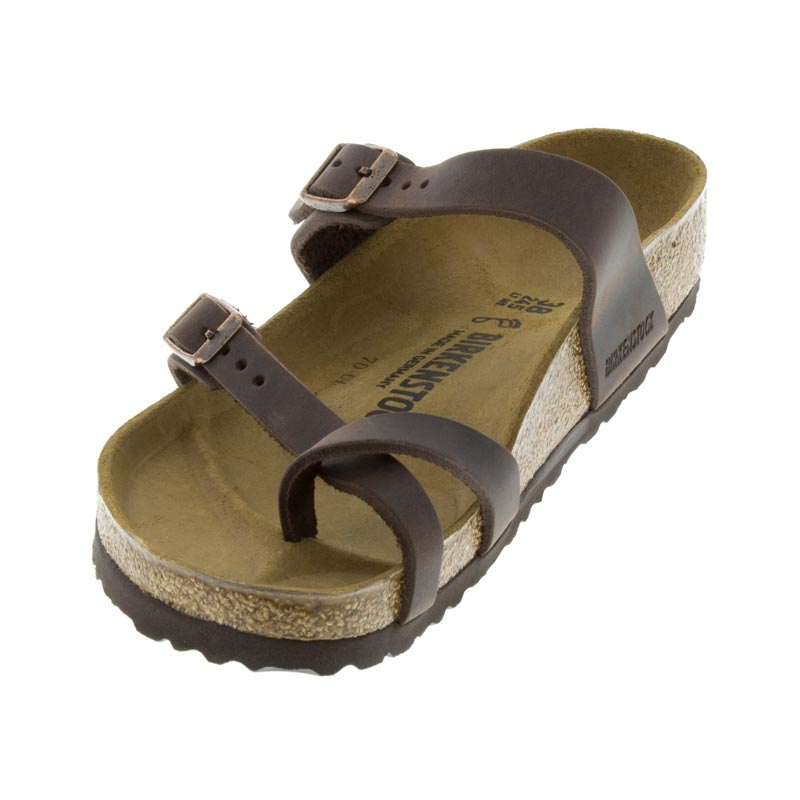 8dd0d7644420 Birkenstock Mayari Habana Sandals. Birkenstock Mayari Habana Oiled Leather