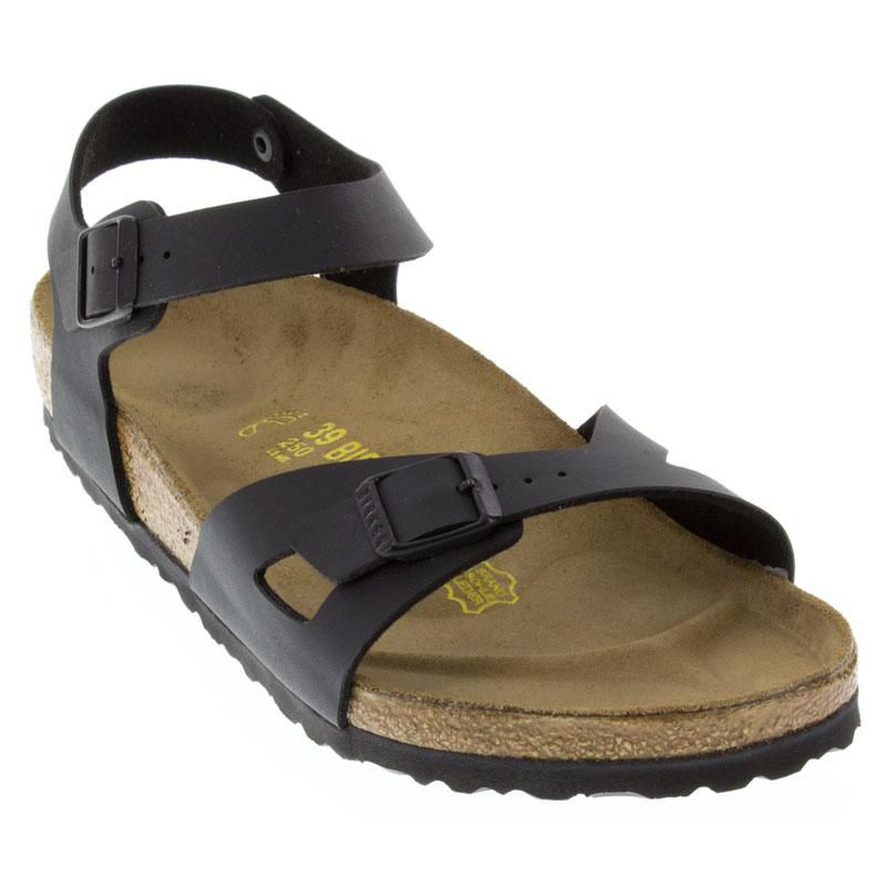 Birkenstock Rio Black Sandals
