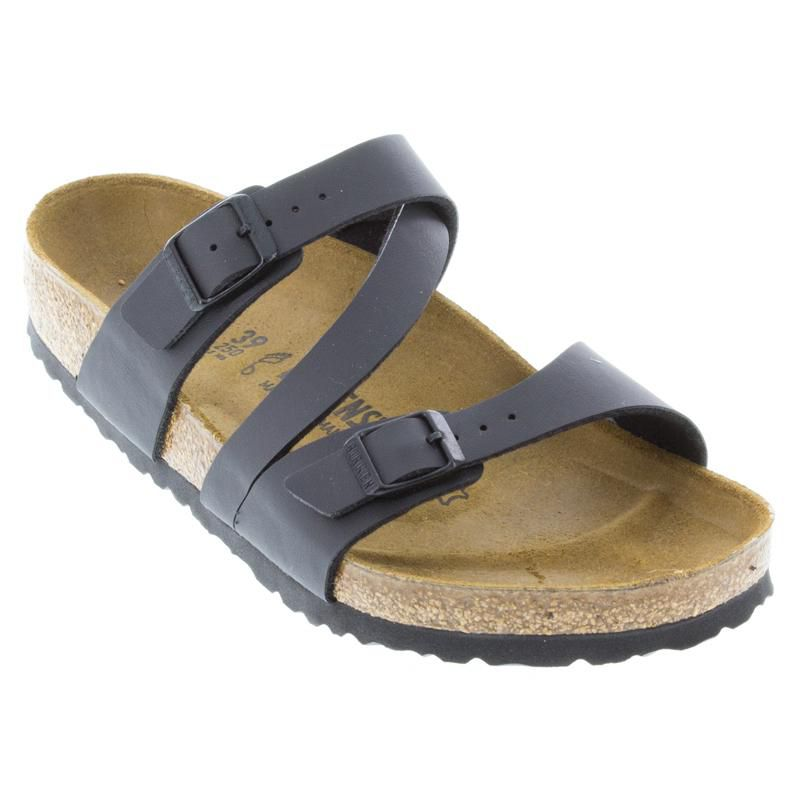 Birkenstock Salina Black Sandals