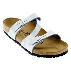67509792f99 Birkenstock Salina Silver Sandals