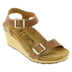 Birkenstock Soley Light Cognac Sandals