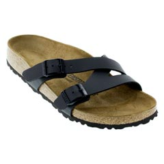 Birkenstock Yao Black Sandals