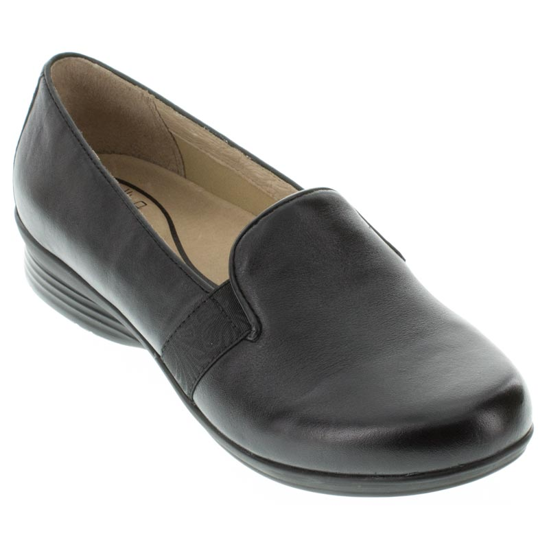 Dansko Addy Black Shoes