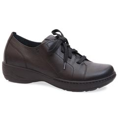 Dansko Adriana Leather Black