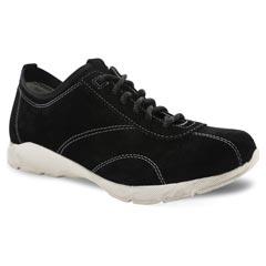 Dansko Audra Suede Black Shoes 7696ff29bd721