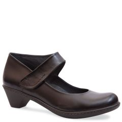 Dansko Bess Leather Black