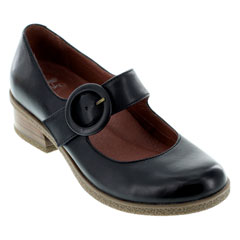 Dansko Brandy Black Shoes