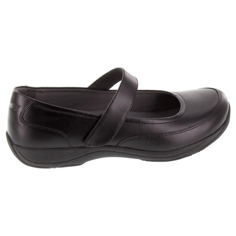 Dansko Edith Black Leather