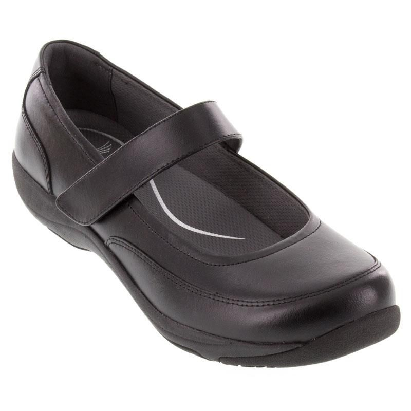 Dansko Edith Black Shoes