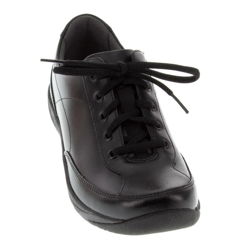 Dansko Emma Black Leather