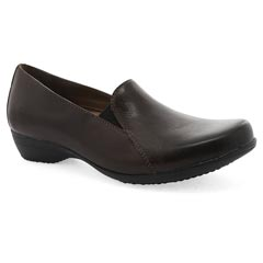 Dansko Farah Chocolate Shoes