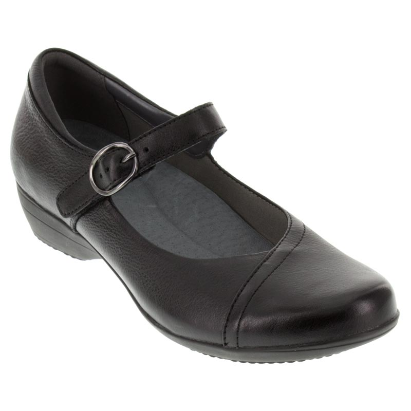 Dansko Fawna Black Shoes