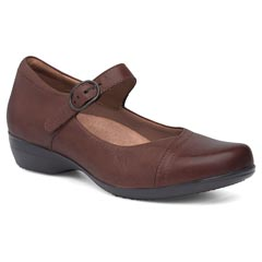 Dansko Fawna Chocolate Shoes