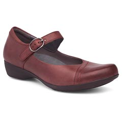 Dansko Fawna Wine Shoes
