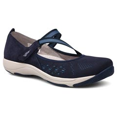 Dansko Haven Navy Shoes