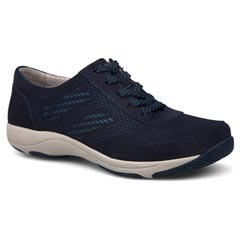 Dansko Hayes Navy Shoes