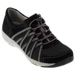 Dansko Honor Black Shoes