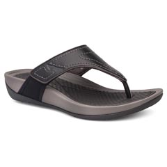 Dansko Katy 2 Black Sandals