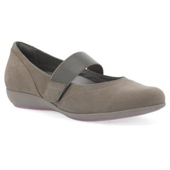Dansko Kendra Taupe Shoes