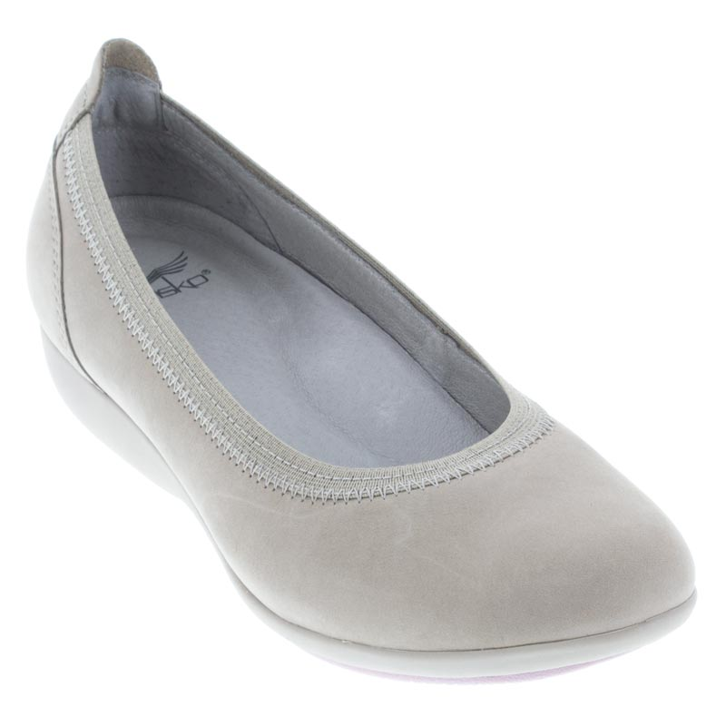 Dansko Kristen Taupe Shoes