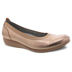 Dansko Kristen Rose Gold Shoes