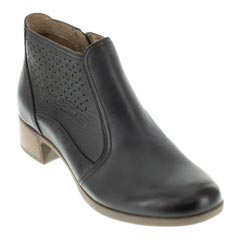 Dansko Liberty Black Boots