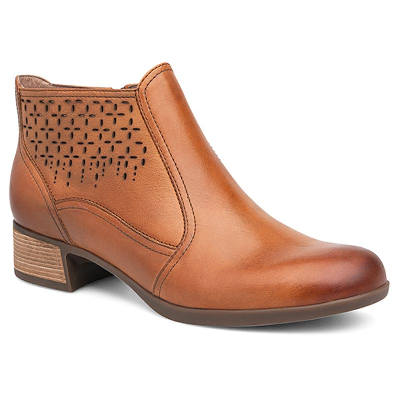 Dansko Liberty Saddle Boots