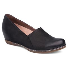 Dansko Liliana Black Shoes