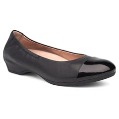 Dansko Lisanne Black Shoes