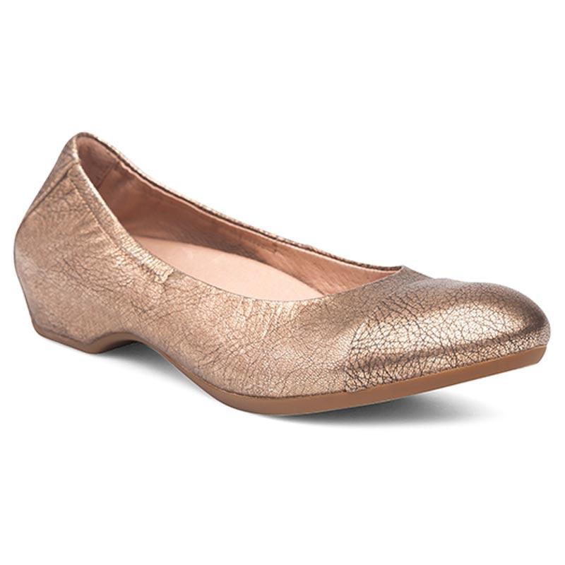 Dansko Lisanne Gold Leather 37 R