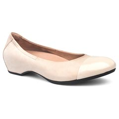 Dansko Lisanne Ivory Shoes